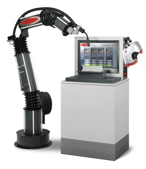 Tренажер Virtual Welding Robotics