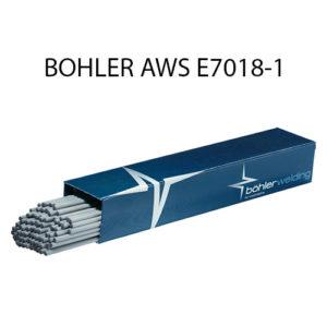 Электрод сварочный BOHLER AWS E7018-1