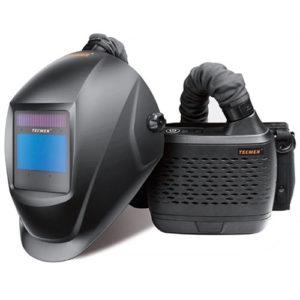 Сварочная маска TECMEN ADF 815 S с системой принудительной подачи воздуха PAPR