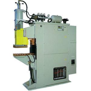 Машины для контактной точечной и рельефной сварки трехфазным постоянным током 100-630 кВА