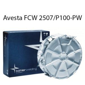 Проволока порошковая Avesta FCW 2507/P100-PW