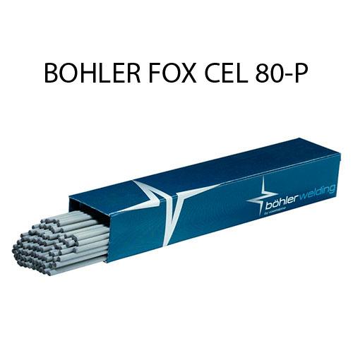 Электрод сварочный BOHLER FOX CEL 80-P