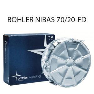 Проволока порошковая BOHLER NIBAS 70/20-FD