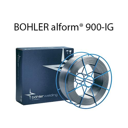 Проволока присадочная BOHLER alform® 900-IG
