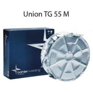 Проволока порошковая Union TG 55 M