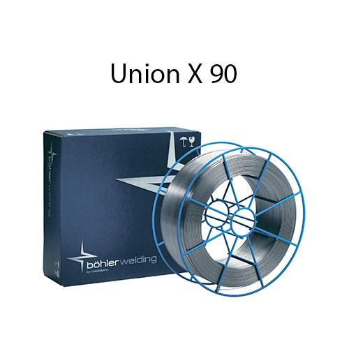 Проволока присадочная Union X 90