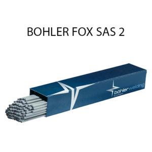 Электрод сварочный BOHLER FOX SAS 2