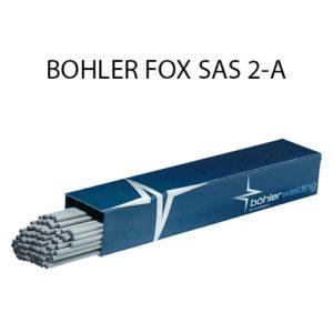 Электрод сварочный BOHLER FOX SAS 2-А