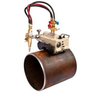 Машина термической резки труб CG2-11