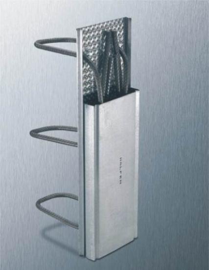 Армировочные системы HALFEN » Соединение с отгибаемой арматурой HALFEN HBT