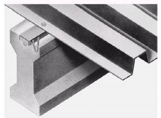 Шины для крепления трапециевидной листовой стали HALFEN HTU