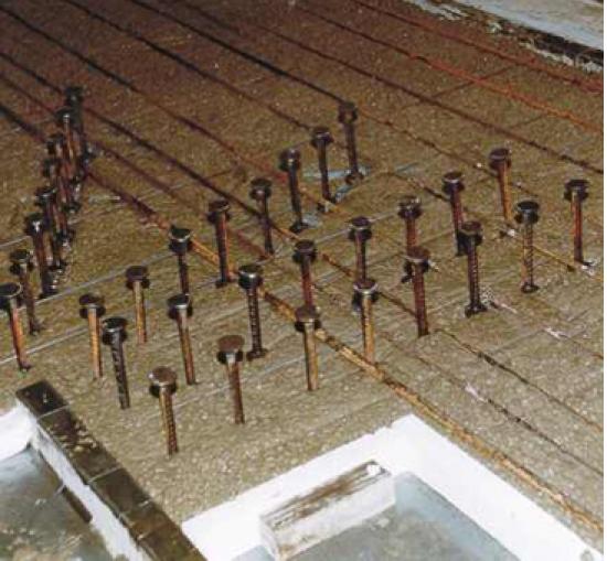 Армировочные системы HALFEN » Арматура против продавливания HDB и арматура на срез HDB – S