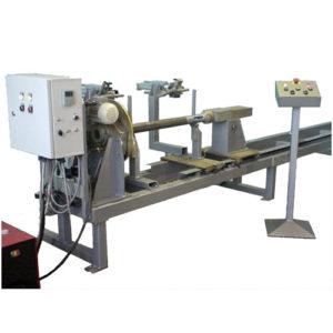 Установка АС305-2Х для сварки монтажных стоек
