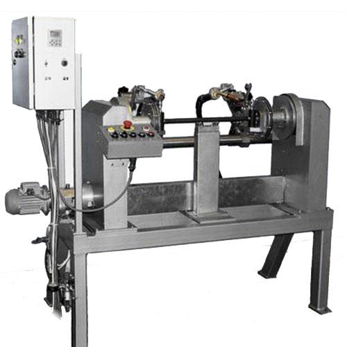 Установка АС331 для сварки арматуры отопительных радиаторов