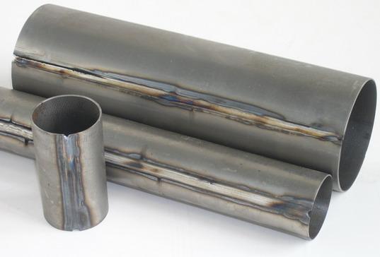Установка АС318 для ТИГ сварки продольных швов тонкостенных труб