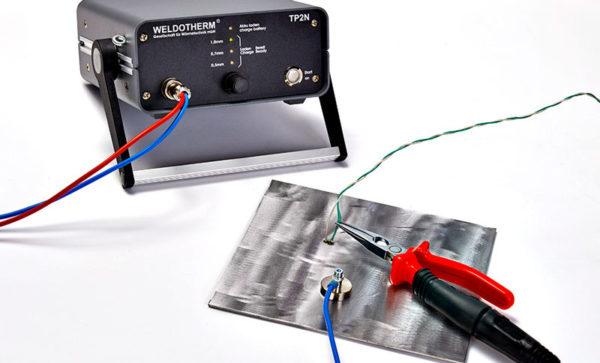 Прибор для приварки термопары TP 2N