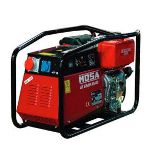 Электростанции бензиновые MOSA GE 2500-GE 10000