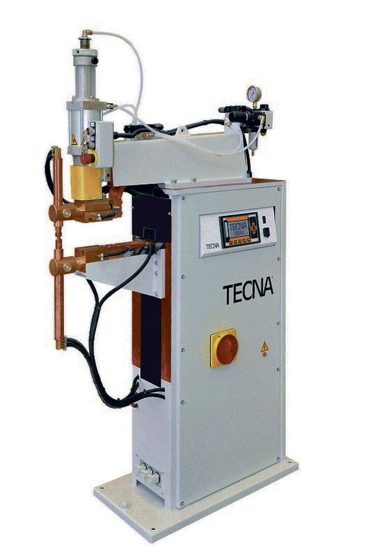 Машины контактной точечной сварки TECNA 6073D-6075D, 56 кВА