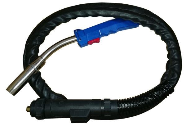 Сварочные горелки для сварки порошковой проволокой ABICOR BINZEL RB 61 GD, RB 610 D