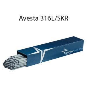 Электрод сварочный BOHLER Avesta 316L/SKR