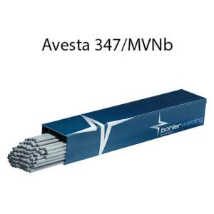 Электрод сварочный BOHLER Avesta 347/MVNb