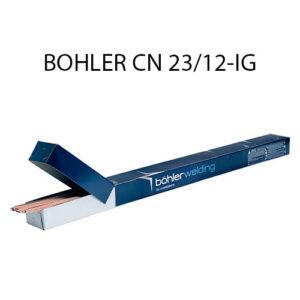 Проволока присадочная (пруток) BOHLER CN 23/12-IG
