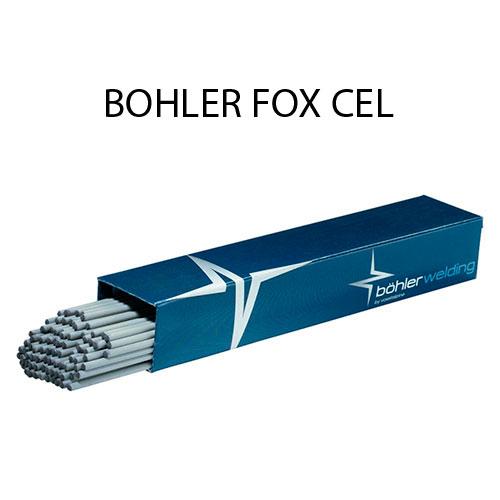 Электрод сварочный BOHLER FOX CEL