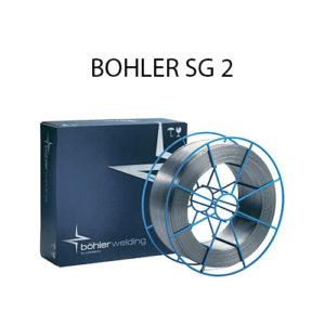 Проволока присадочная BOHLER SG 2