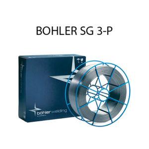 Проволока присадочная BOHLER SG 3-P