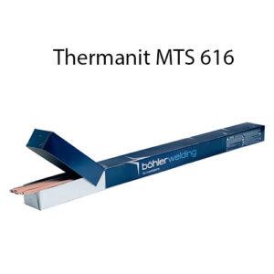 Проволока присадочная (пруток) BOHLER Thermanit MTS 616