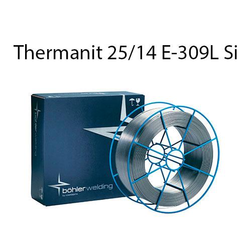 Проволока присадочная BOHLER Thermanit 25/14 E-309L Si