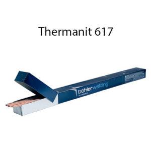 Проволока присадочная (пруток) BOHLER Thermanit 617