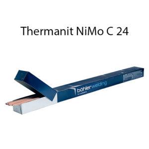 Проволока присадочная (пруток) BOHLER Thermanit NiMo C 24