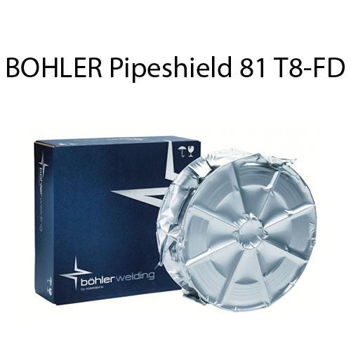 Проволока порошковая BOHLER  Pipeshield 81 T8-FD