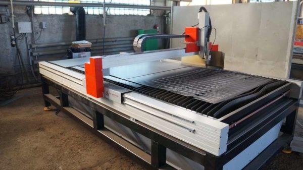 Компактные машины плазменной резки «Кристалл 1,5х3»