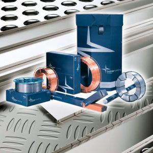 Материалы для высоколегированных сталей