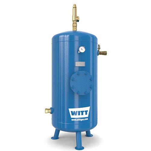 Ресивер для газовой смеси