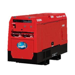 Сварочный дизельный  агрегат  SHINDAIWA DGW500DM/RU