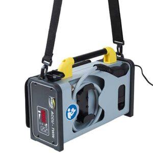 Аккумуляторный сварочный аппарат HBS ACCU-TWIN для приварки метизов