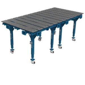 Двойной модульный сварочный стол
