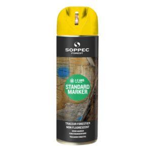 Маркер для древесины, аэрозольный Soppec Standard